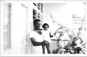 Father and me ©Asha Rajan