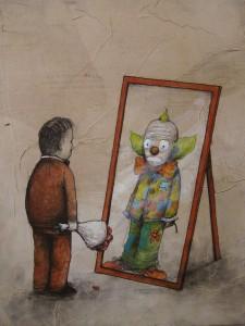 Clown ©Dr Case
